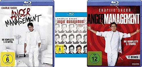 Anger Management - Staffel 1-3 [Blu-ray]