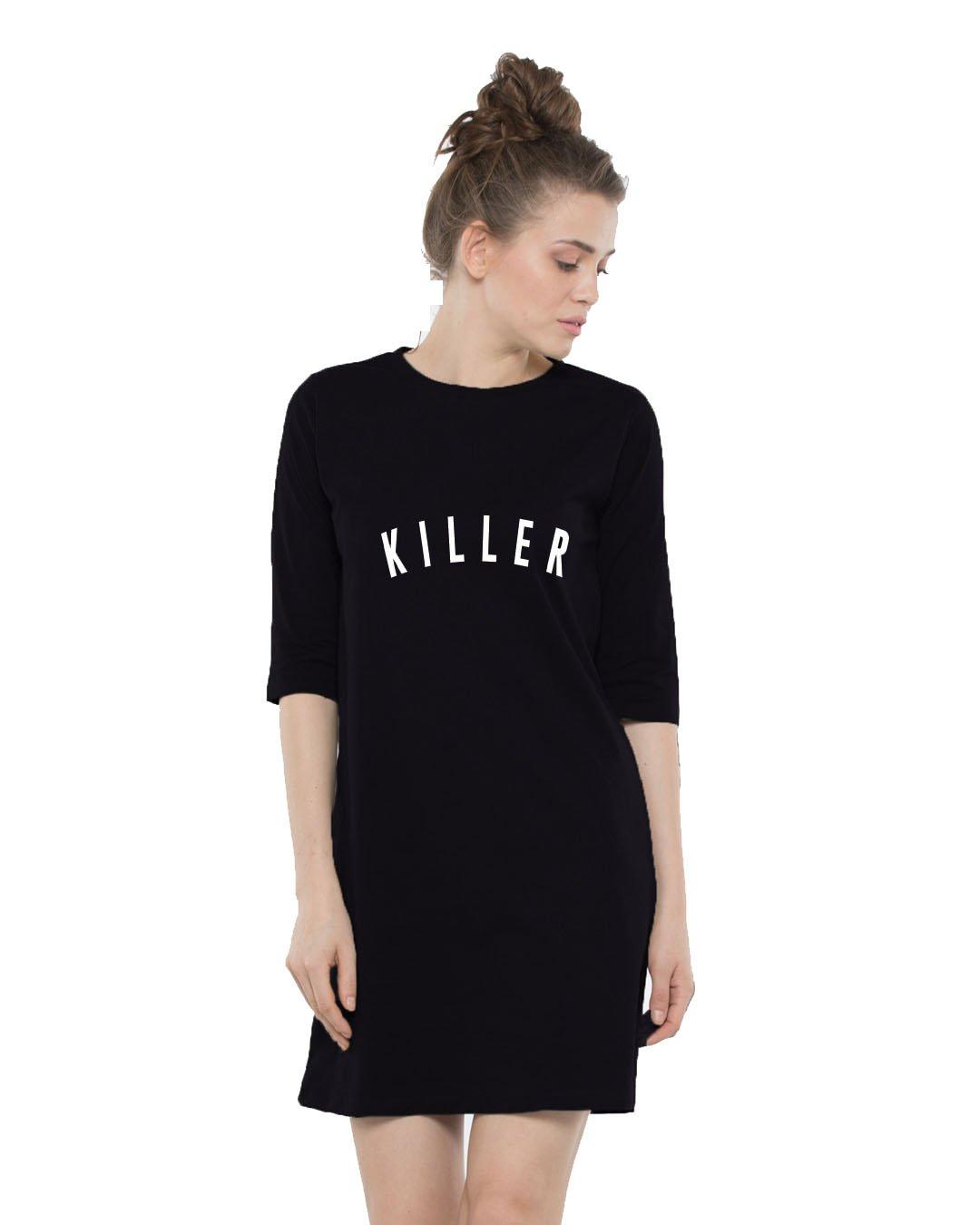 Killer T-Shirt Dress