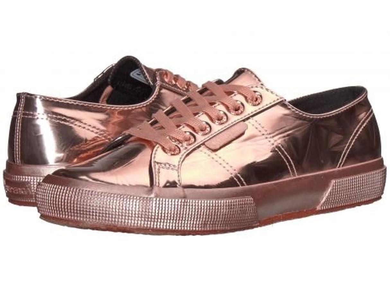 とは異なりメトロポリタン解放Superga(スペルガ) レディース 女性用 シューズ 靴 スニーカー 運動靴 2750 Synleadiamondmirrorw Sneaker - Rose Gold [並行輸入品]