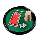 Piatnik 2967 - Würfeltablett Pokerwürfel