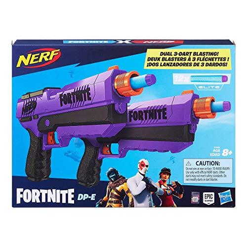 NERF Fortnite DP-E Dart Blaster 2 Pack