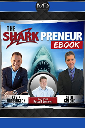 The SharkPreneur Ebook: with Russell Brunson of ClickFunnels (English Edition) (Formato Kindle)