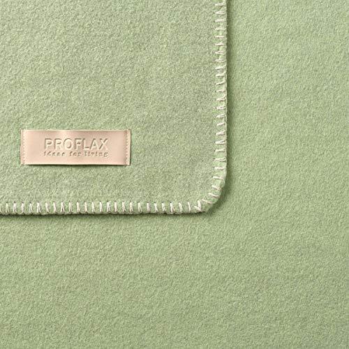 Proflax Plaid Secret Farbe Salbei