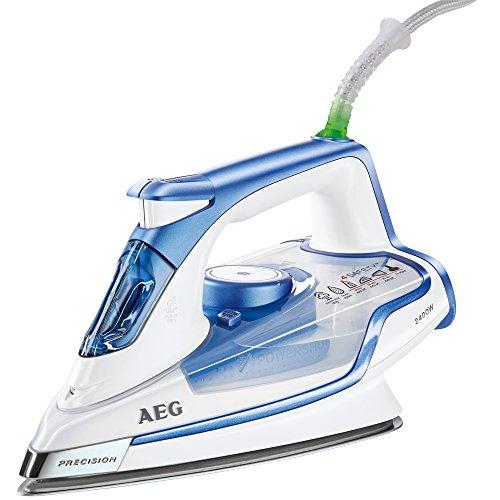 AEG DB6150 Plancha de vapor, 2400W, Golpe de vapor de hasta 180 g/min, Vapor continuo de 0-40 g
