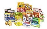 Polly Kinder Kaufladen Zubehör | 40 Miniaturen in der Box für den kleinen Kinderkaufladen