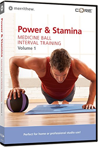 Merrithew Power and Stamina: Medicine Ball Interval Training, Vol 1