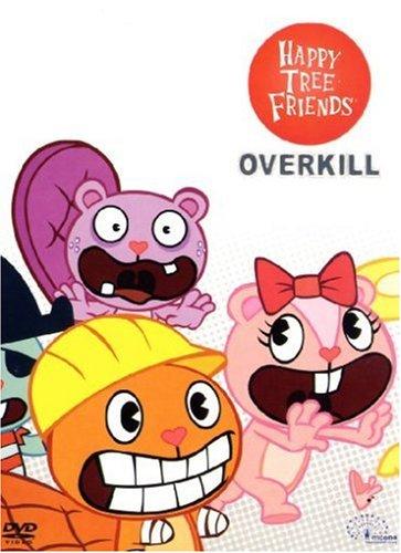 Happy Tree Friends: Overkill (3 DVDs)
