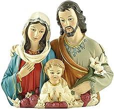 "Feng Shui 4.5"" Holy Family Statue Catholic Religious Items Decoration Home Decoration"