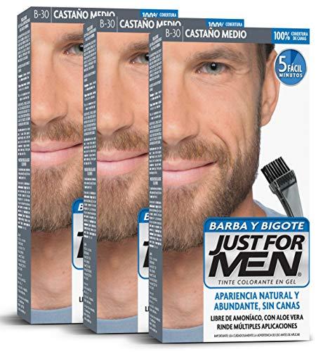 loreal barba fabricante Just For Men