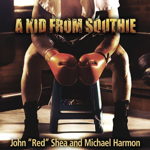 A Kid from Southie audiobook cover art