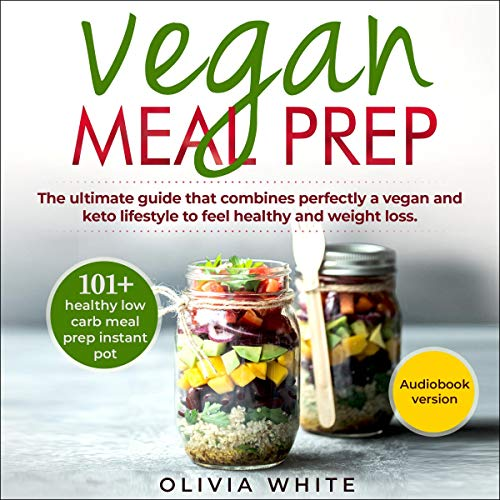 Vegan Meal Prep cover art