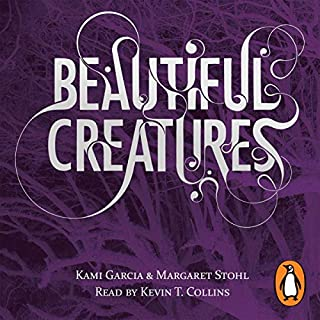 Beautiful Creatures                   By:                                                                                                                                 Kami Garcia,                                                                                        Margaret Stohl                               Narrated by:                                                                                                                                 Kevin T. Collins                      Length: 17 hrs and 9 mins     46 ratings     Overall 4.5