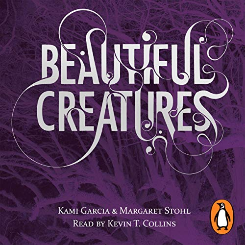 Beautiful Creatures audiobook cover art