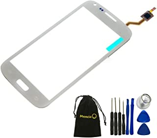 Touch Digitizer Screen Replacement For Samsung Galaxy Core i8260 i8262 with opening tools(White)