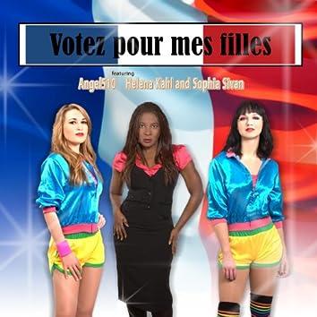 Votez pour mes filles