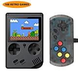 welltop Handheld Spielkonsole, 168 Klassische Spielen Retro Videospielkonsole mit 3 Zoll LCD...