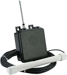 Dakota Alert MURS Alert Probe Sensor (MAPS) Metal Detecting Wireless Transmitter with 50-FT Of Direct Burial Cable - Outdoor Monitoring System