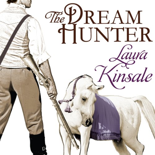 The Dream Hunter audiobook cover art