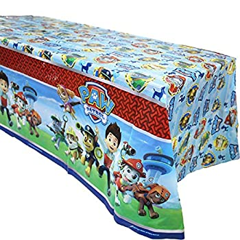 Best paw patrol table cloth Reviews
