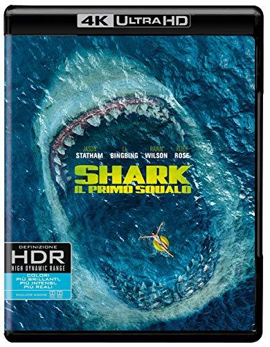 Shark - Il Primo Squalo (4K Ultra Hd + Blu-Ray) [Italia] [Blu-ray]