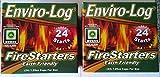 NEW Enviro-Log Environment Friendly Firestarters 2...
