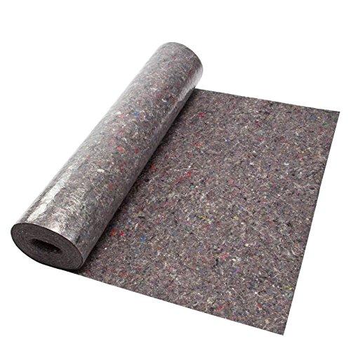 Stabilo-Sanitaer Abdeckvlies 10 qm hergestellt aus 100{bd045711b0bdfa3bc5af2b85c697d6308f7b1f783f4d9cdc62efbd0930bb76d5} Kunststofffasern, FCKW-frei und chemisch neutral, verrottungsfest daher ideal für Renovierung und Dämmung