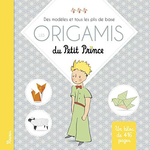 Les origamis du Petit Prince