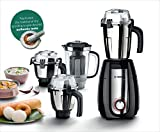 Bosch Appliances TrueMixx Pro Mixer Grinder, 750W, 4 Jars (Black)