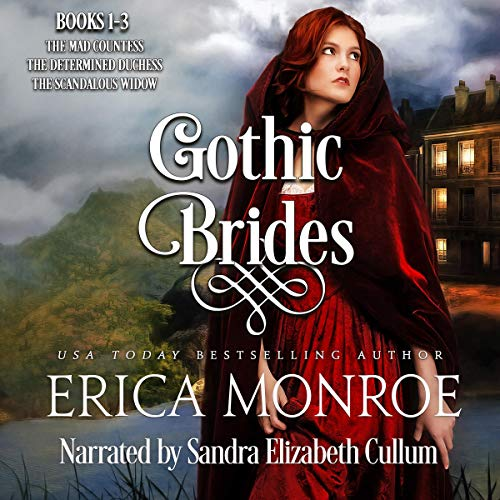 Gothic Brides: Book 1-3 cover art