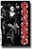 Chicago Poster – Broadway Musical Theater Play 28 x 43 cm