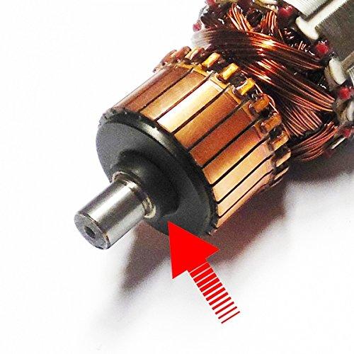 Anker Rotor für Tauchsäge Handkreissäge Festool Festo TS 55 Q, TS 55 RQ, TS 55 RQ