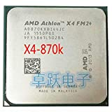 AthlonII x4 870K CPU Processor Quad-Core 3.9GHz/95W Desktop FM2+