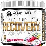 Mammoth Labs BCAA Intra & Post Workout, 7g Amino Acids, Collagen Powder, Leucine, Beta Alanine,...