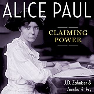 Alice Paul cover art