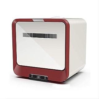 WYZXR Lavavajillas de sobremesa, Lavavajillas Multifuncional automático Inteligente para Frutas y Verduras sin Agua del hogar, Limpieza Potente de 360 Grados, Seguro y confiable