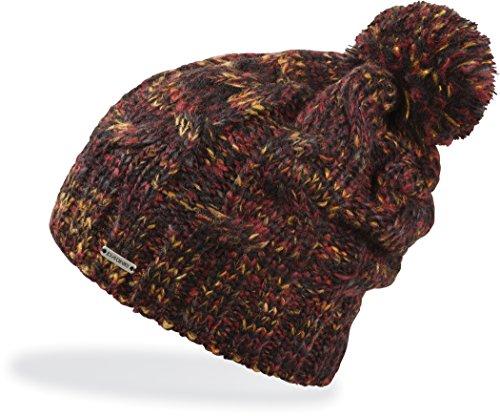 DAKINE Bonnet pour Femme Peyton, Black Mix, One Size, 10000832
