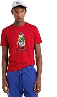 Polo Ralph Lauren Camiseta Polo Bear Custom Slim