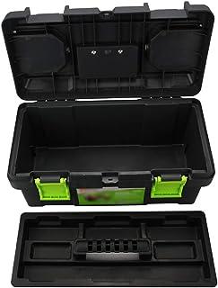 YIN YIN - Caja de almacenamiento de herramientas, kit de coche portátil, reparación del hogar, caja de almacenamiento de h...