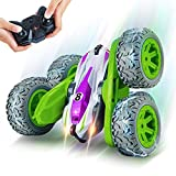 Remote Control Car, REAPP RC Cars for Kids 2.4Ghz Stunt Car with Headlights 360...