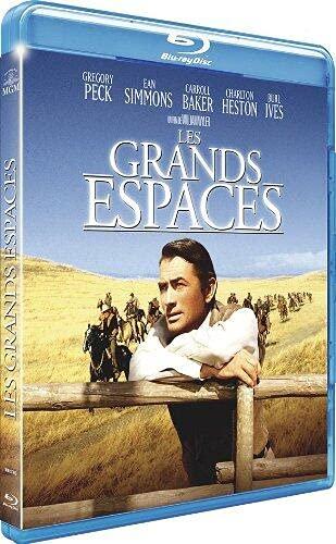 Les Grands espaces [Blu-Ray]