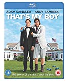 That's My Boy [Reino Unido] [Blu-ray]