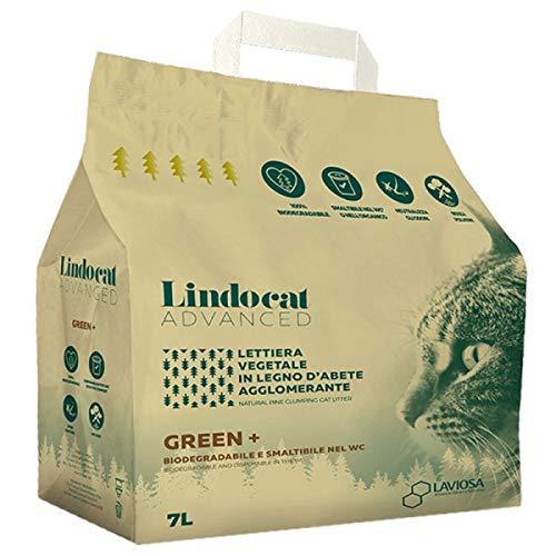 Lindocat Advanced Green + 7 Litri