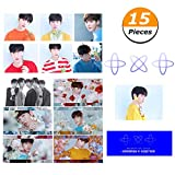 GOTH Perhk KPOP BTS TXT Tomorrow X Together Ablum The Dream Chapter: Star Fotokarte Poster Lomo...