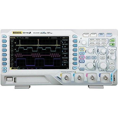 Rigol DS1074Z Oscilloscopio 4-canali Memoria digitale Ampiezza banda 70 MHz