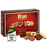 Fox Fabulously Biscuits Selection 550g - eine fabelhaft, ausgewählter Keks Auswahl!