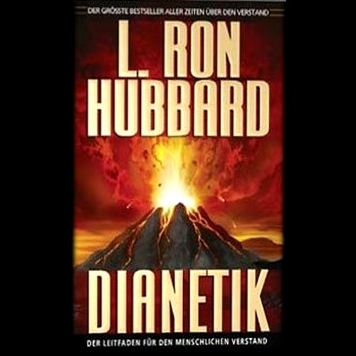 Dianetik audiobook cover art