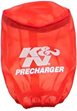 K&N RU-0510PY Yellow Precharger Filter Wrap - For Your K&N 25-1770 Filter