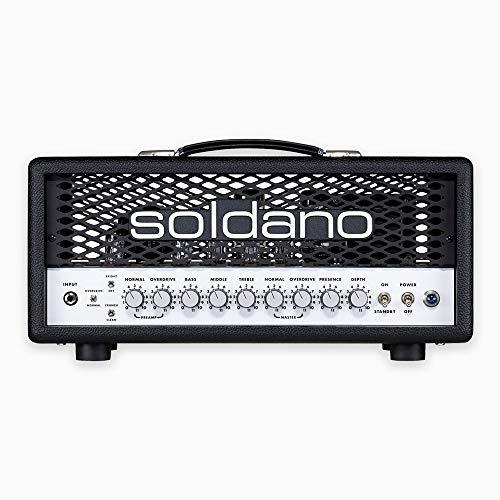 Soldano SLO-30 Classic · Topteil E-Gitarre