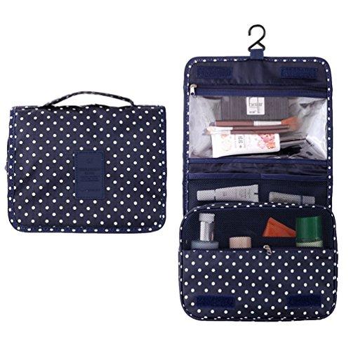 ITraveller Set da 6 pezzi comprensivo di 3 contenitori cubici, 3 bustine e 1 sacchetto per le scarpe, così da custodire perfettamente i vestiti durante un viaggio