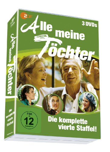 Alle meine Töchter - Staffel 4 (3 DVDs)